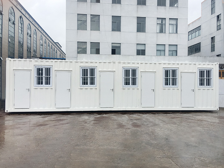 "Nippon Electric Co., Ltd. and Wuxi DSAYO Technologe signed a contract to sign 50 million ""container houses"" project"